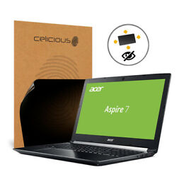 Celicious Privacy Plus Acer Aspire 7 A717-72G [360°] Anti-Spy Screen Protector