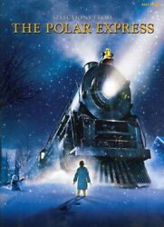 Selections from the Polar Express : Easy Piano Paperback by Coates Dan (ADP...