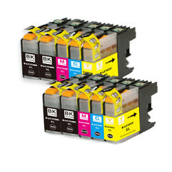 Ink Jet Cartridges For Brother Lc103xl Lc101 Mfc-j450dw Mfc-j475dw Mfc-j875dw