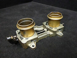 Upper Throttle Body 439354 Evinrude 1999-2000 200-250 Hp Outboard Fuel676 2