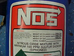Nos Kit For Outboard Motor Includes Gas And Alcohol Kits