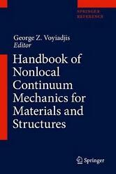 Handbook Of Nonlocal Continuum Mechanics For Materials And Structures English