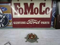 1954 Ford Accessories Steering Wheel Horn Ring Center Medalion And Mtg Hardware
