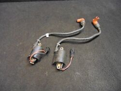 68f-82310-10-00 Ignition Coil Pair 2000-2001 150-200 Hp Yamaha Outboard Part