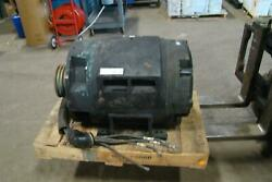 Reliance Windmill A-c Induction Generator 480v 3ph 145a, Shaft 2-1/8, 3540 Rpm