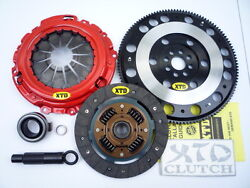 Xtd Stage 1 Clutch And 10lbs Flywheel 02-05 Civic Si K20