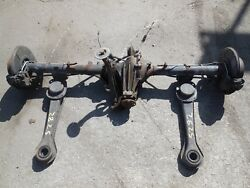 MERCEDES 250 280 SE SL REAR AXLE CARRIER DIFFERENTIAL LOCKING LIMITED SLIP 111