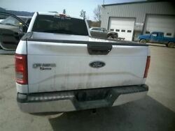 Trunk/hatch/tailgate With Tailgate Step Fits 15-17 Ford F150 Pickup 7965352