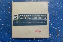 Omc Engine Wiring Harness For Older Johnson Evinrude Outboard 18-15hp P/n 385157