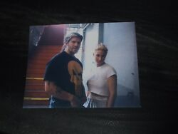Ecw Rare 8x10 Photo Raven And Tammy Lynn Sytch Wcw Tna Wwe Candid Sunny Roh