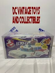 Vintage 1987 Kenner The Real Ghostbusters Ecto-1 Afa 75 Series 1 Uk Version
