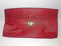 Miche Bag Classic Style Shell Only Red Womens Classy Purse Dabney