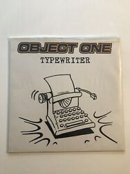 Object One Typewriter Vinyle 12andrsquo Maxi 33 Tours