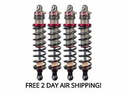 Elka Stage 2 Front And Rear Shocks Suspension Kit Can-am Commander 800r 800xt