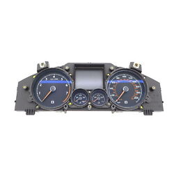 Speedometer Bentley Continental Flying Spur 3w5920840d Mph 116192 Km