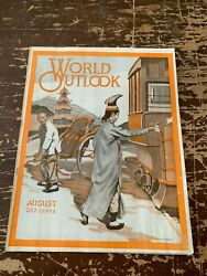 August 1918 World Outlook Magazine Volume 4 Number 8 China