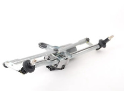 Bmw X3 E83 Front Windshield Wiper Linkage With Motor 61617051669 Lhd New Genuine