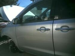 Driver Front Door Electric With Solar Glass Fits 15-18 Sedona 7968401