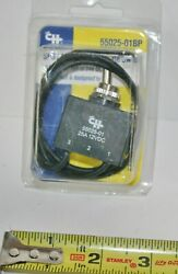 Sealed Toggle Switch Spst Off-momentary On Horn Test Cole Hersee 55025-01bp Boat