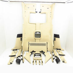 roof Interior Bentley CONTINENTAL FLYING SPUR 3W5867499E Interior Set