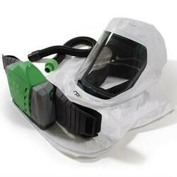 Supplied Air Respirator Hood for Painting/Powder Coating – RPB T-Link
