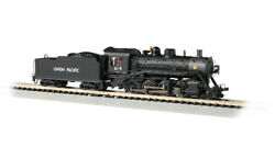 N Scale Bachmann 51352 2-8-0 Consolidation, Union Pacific 619 W/snd/dcc