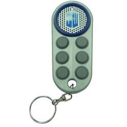 Doctor Who - Monster Keyfob Sound Effects Keychain - Wow Stuff Free Shipping