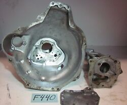 Used Oem A/h Sprite 948cc 9c Smooth Case Gearbox And Tailshaft Housing F440