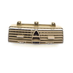 Fresh Air Grille Middle Maybach 57 62 A2408300354 Havana Beige