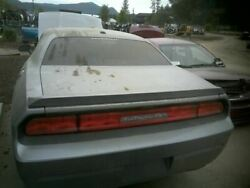 Trunk/hatch/tailgate R/t With Spoiler Fits 08-14 Challenger 7971095