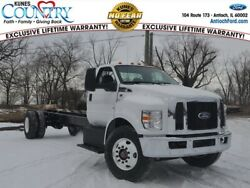 2018 Ford Other Pickups -- 2018 Ford F-650SD    6.8L 10-Cylinder Automatic