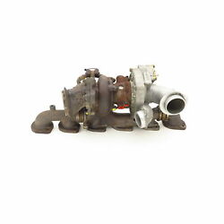 Turbocharger Left Maybach 57 62 A2850900080 Turbo