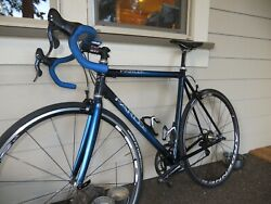 Parlee Z1x 56cm With Super Record 11