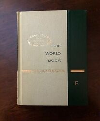 The World Book Encyclopedia Complete Set 23 Volumes 1966 Our 50th Year