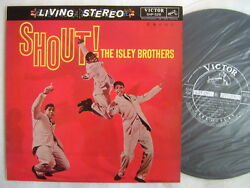 The Isley Brothers Shout / 10inch Ex+ Clean Copy