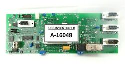 Credence Systems 10-107246-00 Es Install Shunt Board Pcb Optonics Working