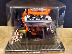 Limited Edition Liberty Dodge 426 Diecast 16 Model Engine 1964-65 Race Only.