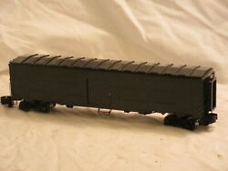 River Raisin Brass S Scale Troop Express Baggage Car