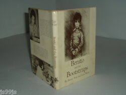 Benito And The Bootstraps By Lois Watt Signed 1970 Rare
