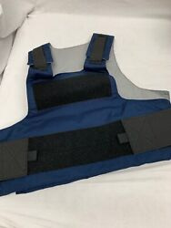 Eagle Industries Navy Blue Lvac Low Vis Balcs Armor Carrier Small