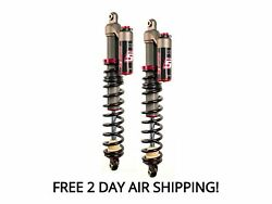Elka Stage 5 Front Shocks Suspension Pair Yamaha Grizzly 550
