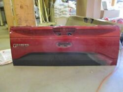 Trunk/Hatch/Tailgate Without Tailgate Step Fits 15-17 FORD F150 PICKUP 7973363