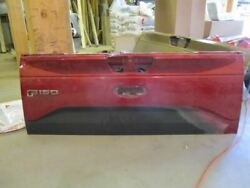 Trunk/Hatch/Tailgate Without Tailgate Step Fits 15-17 FORD F150 PICKUP 7973364