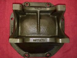 1975 Corvette Rear End Differential Cover Dated May 271975 Fits All 1963 - 1977