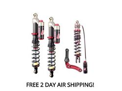 Elka Stage 3 Front Shocks And Stage 4 Rear Linkage Suspension Kit Trx 450r 2006+
