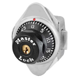 Master Lock Combination Locker Built In Model 1652 Without Key Hinge On Right