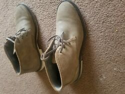 andrew marc shoes brown size 9