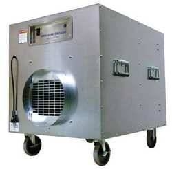 OMNITEC DESIGN INC. OA2200CBF Negative Air Machine24 in x 24 inBag