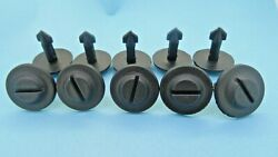 Toyota Engine Splash Guard Tray Wheel Arch Cover Clamps Clips