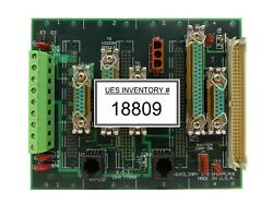 Esi Electro Scientific Industries Cka 77266 Auxiliary I/o Backplane Pcb Working